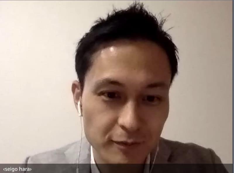 株式会社MICIN 代表取締役 CEO 原 聖吾氏