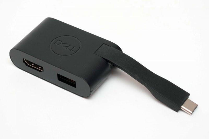USB Type-C端子は底面にはめ込まれている