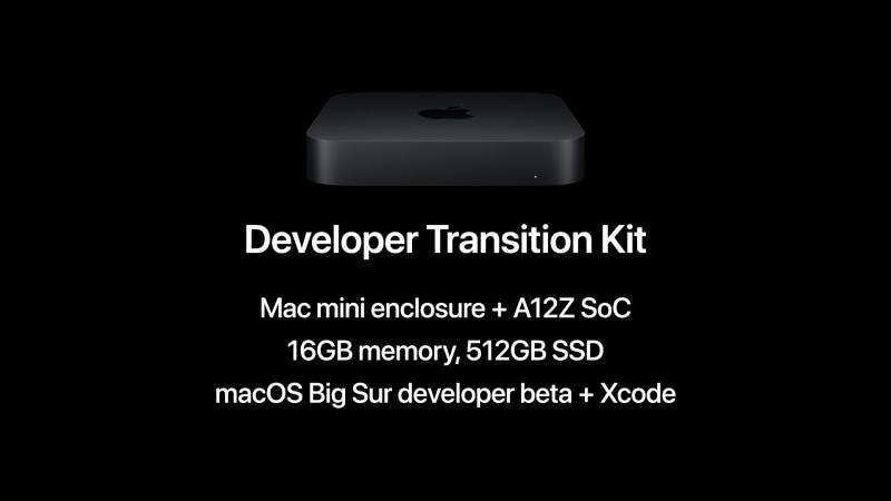 A12Zを搭載する開発者向け移行キットが今週から受注開始となる