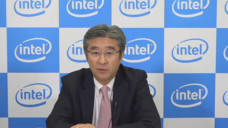 インテル代表取締役社長 鈴木国正氏