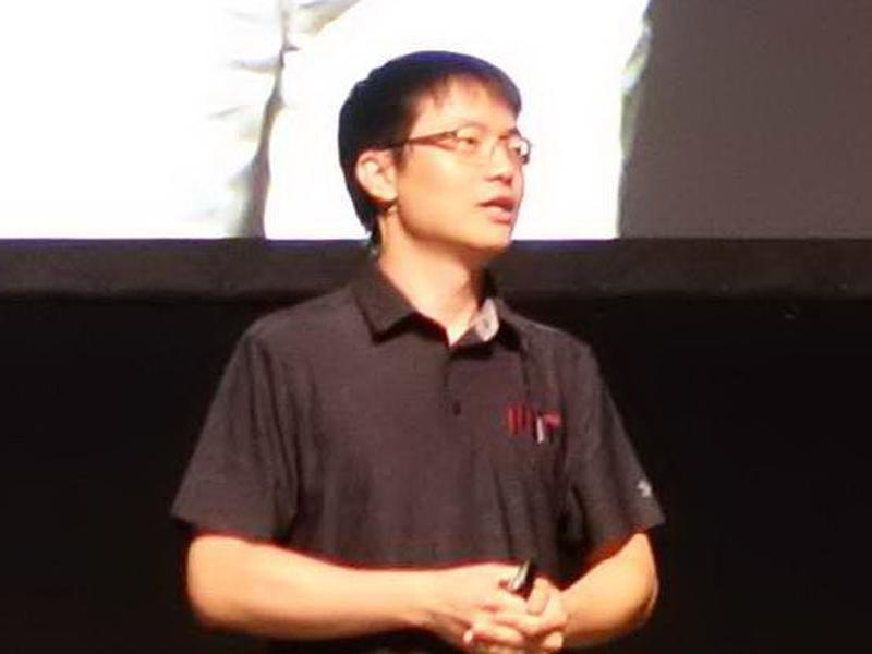 Song Han氏(Assistant Professor, MIT EECS)