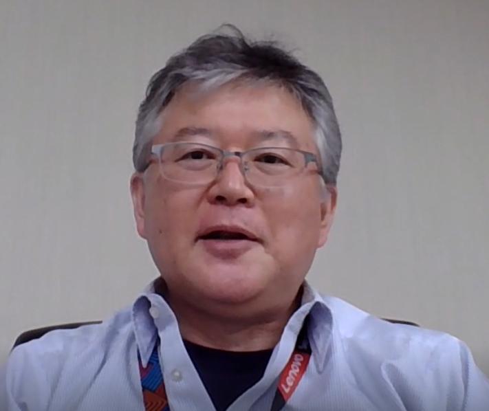 NECパ―ソナルコンピュータ サービス事業部修理デポオペレーションシニアマネージャの小林大地氏