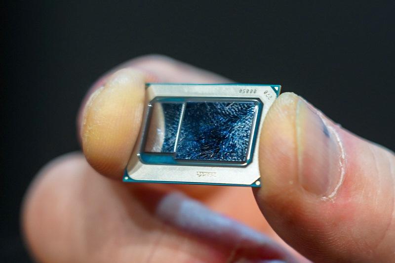 Intelが発表した第11世代Coreプロセッサー(Tiger Lake)、1月のCESで撮影