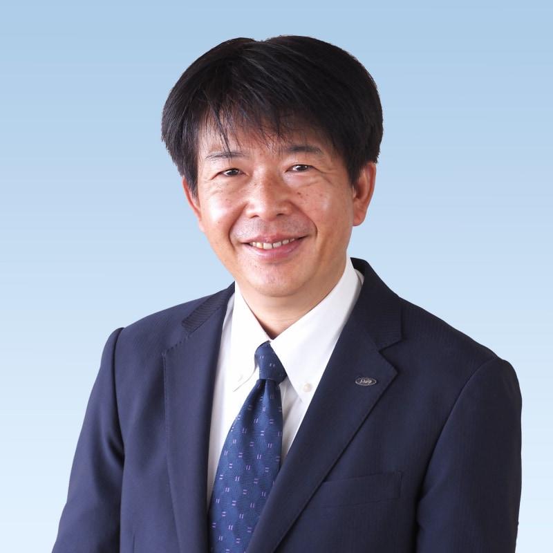 マスク販売を担当するSHARP COCORO LIFE 代表取締役社長 大山貞氏