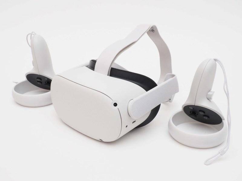 「Oculus Quest 2」64GBモデル:37,100円(税込)、256GBモデル:49,200円(税込)