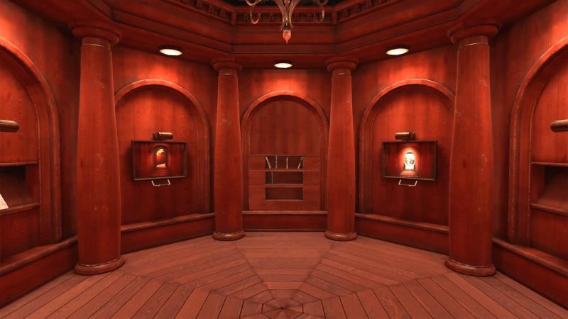 古典的名作をもとに、Oculus Quest用に完全に一から作られたパズルアドベンチャーゲーム