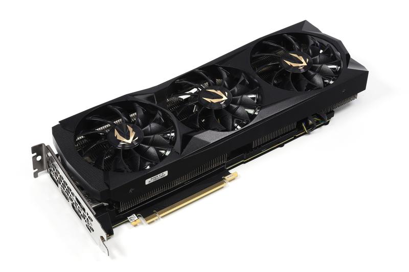 GeForce RTX 2080 Ti搭載ビデオカード「ZOTAC GAMING GeForce RTX 2080 Ti AMP Edition (ZT-T20810D-10P)」