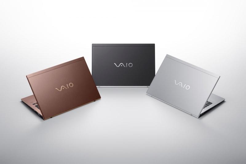 VAIO SX14のカラーバリエーション