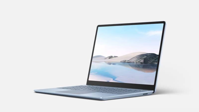 MicrosoftのSurface Laptop Go