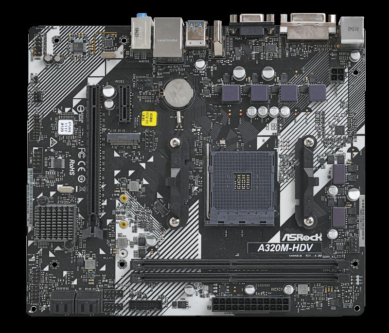 "<strong class=""em "">ASRock A320M-HDV R4.0</strong><br>A320チップセット搭載マザーは低価格だが、第3世代Ryzenにも対応している。将来的に上位CPUにもアップグレードが可能なのは心強い"