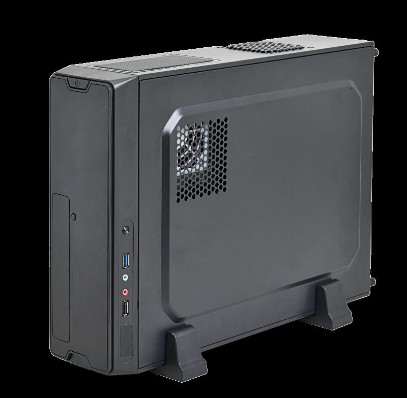 電源付きのPCケースなら5,000円台も存在する。ただし、多くはスリム型。大型のビデオカードを増設できないのは知っておきたい
