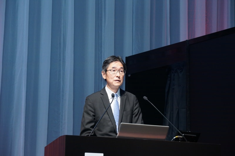 Dynabook株式会社 代表取締役社長兼CEOの覚道清文氏