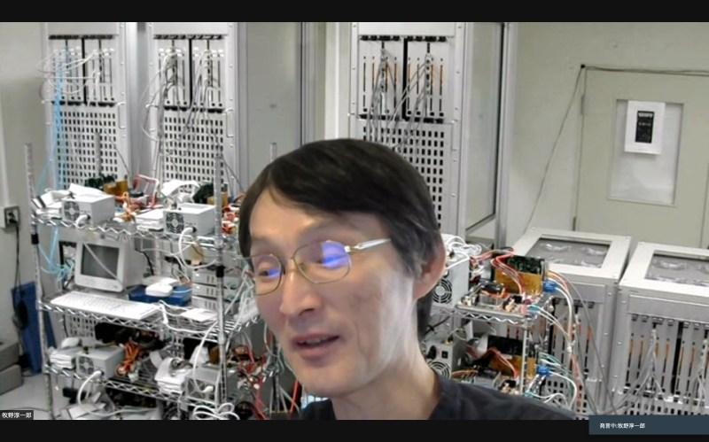 神戸大学大学院 理学研究科教授 牧野淳一郎氏