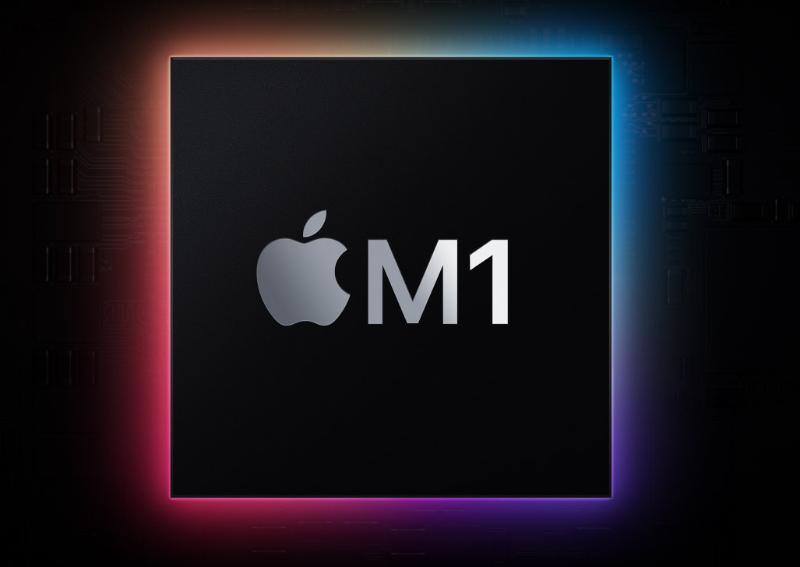 Appleが開発したM1チップ