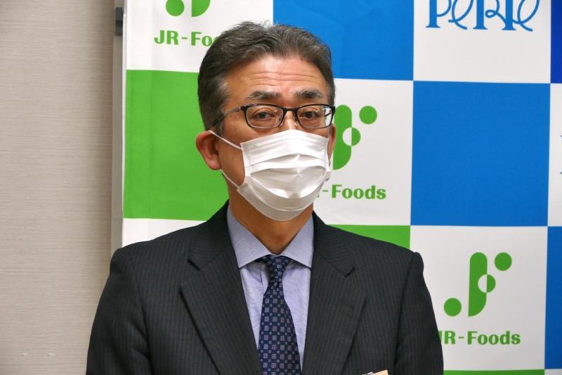 株式会社千葉ステーションビル代表取締役社長 弭間俊則氏