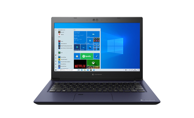 "<a href=""https://dynabook.com/mobile-notebook-tablet/s-series/2020-fall-winter-model/index.html"" class=""n"" target=""_blank"">製品ページのURL</a><br>価格: 15万円前後●CPU: Core i5-1135G7●ディスプレイ: 13.3型1,920×1,080ドット液晶●サイズ: 約316×227×19.9mm●重量: 約1.109kg/1.114kg●バッテリ駆動時間: 約9時間●メモリ: 8GB●ストレージ: 256GB PCIe SSD●OS: Windows 10 Home●インターフェイス: USB 3.0×3(うち1基Type-C)、Gigabit Ethernet、Wi-Fi 6、Bluetooth 5.1、HDMI、約92万画素Webカメラ、指紋認証センサー、microSD、音声入出力など"