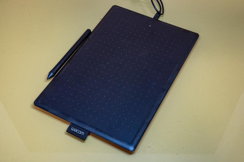 低価格なペンタブレットとなるOne by Wacom