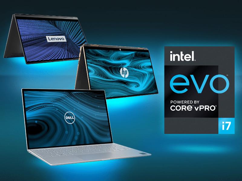 高い管理性と安全性を実現するvPro、優れたノートPCの使い勝手を実現するEvoが組み合わさった「Evo vPro」