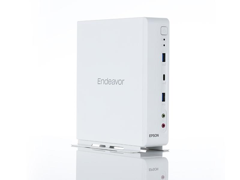 "<a href=""https://shop.epson.jp/pc/desktop/st190/"" class=""n"" target=""_blank"">製品ページのURL</a><br>直販価格: 8万1,400円●CPU: Celeron G4900T(2コア2スレッド)●メモリ: 4GB●ストレージ: 500GB HDD(SATA)●OS: Windows 10 Home●インターフェイス: USB 3.1 Type-C×1、USB 3.1×1、USB 3.0×3、USB 2.0×3、Gigabit Etherent×1、DisplayPort×1、HDMI×1、ミニD-Sub15ピン×1、音声入出力など●サイズ: 約195×184.7×45mm●重量: 約1.4kg"