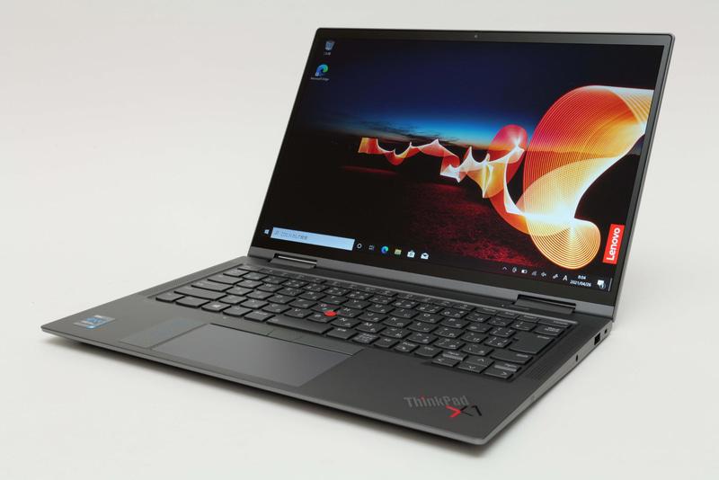 レノボ・ジャパン「ThinkPad X1 Yoga Gen 6」21万4,324円から