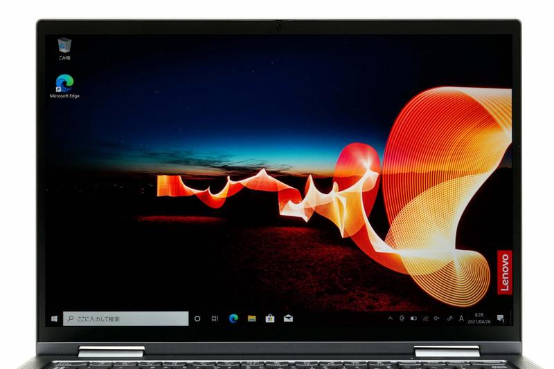 ディスプレイの画面比率は16:10。解像度はWUXGAとWQUXGAの2種類を用意