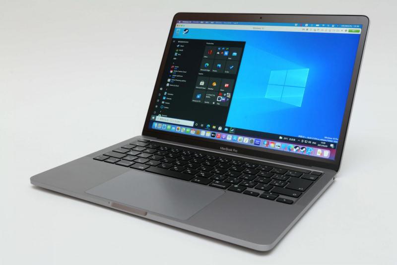 「Parallels Desktop 16.5 for Mac」でWindows 10 on ARMをインストールしたM1 Mac