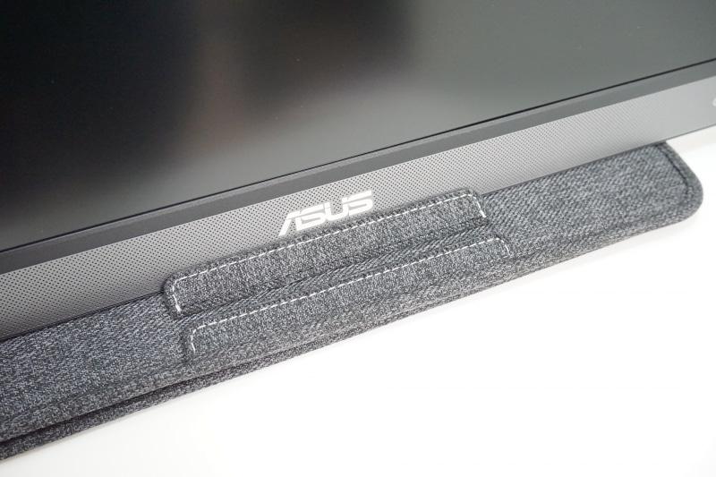底面部分に布製のストッパーがある