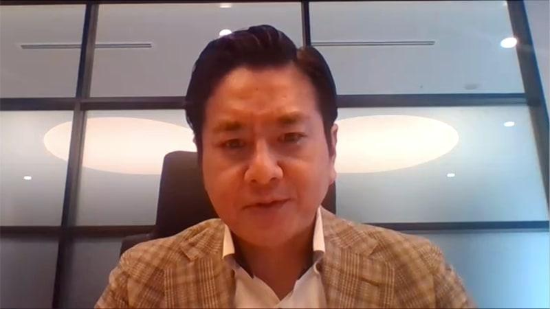 株式会社バンダイナムコスタジオ 代表取締役社長の内山大輔氏