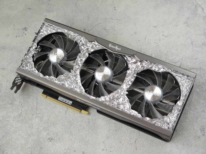 GeForce RTX 3070 GameRock