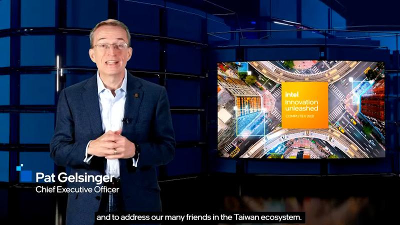 Intel CEOのPat Gelsinger氏