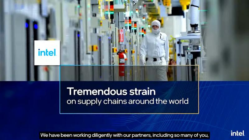 急速な需要増大により世界中のサプライチェーンに大きな負担がかかっている