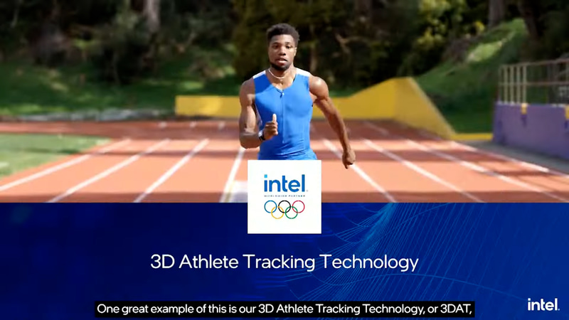 3D Athlete Tracking Technology(3DAT)