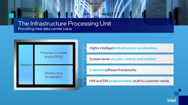 IPU(Infrastructure Processing Unit)