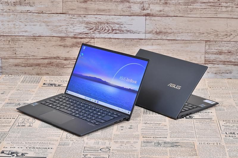 ASUSのモバイルノート「ZenBook 14 Ultralight UX435EAL」は、ビジネスをどう加速するのか