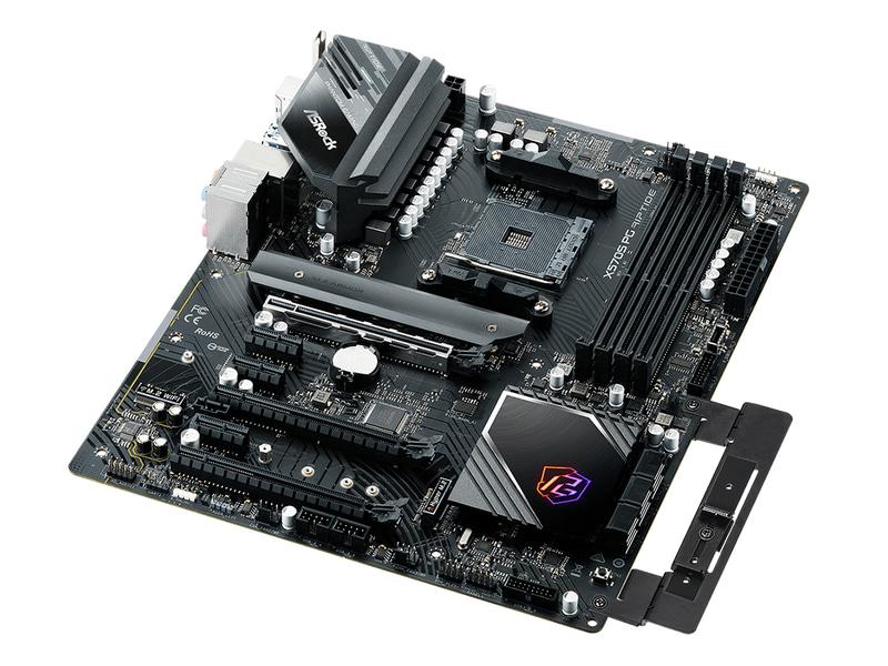 TPM 2.0に対応するAMD X570チップセット搭載マザーボードのひとつ、ASRock「X570S PG Riptide」