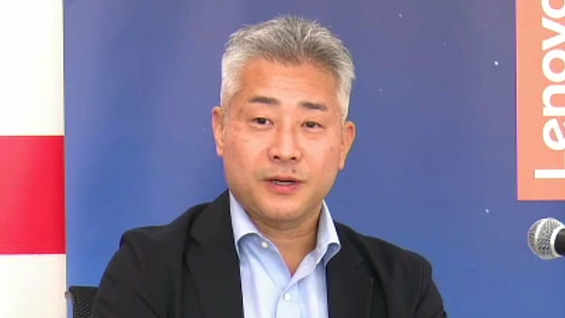 岡谷エレクトロニクス株式会社 テクノロジー本部 ビジネス推進部 住田克也氏