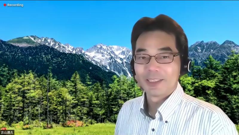 信州大学 先鋭材料研究所 教授 古山通久氏