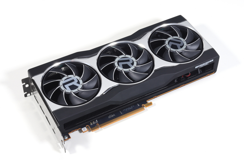 Radeon RX 6800のリファレンスモデル
