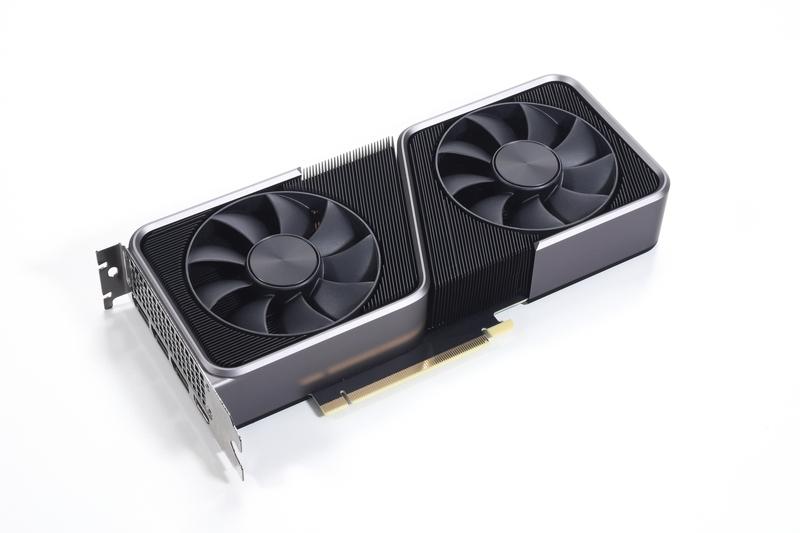GeForce RTX 3070のリファレンスモデルである「Founders Edition」