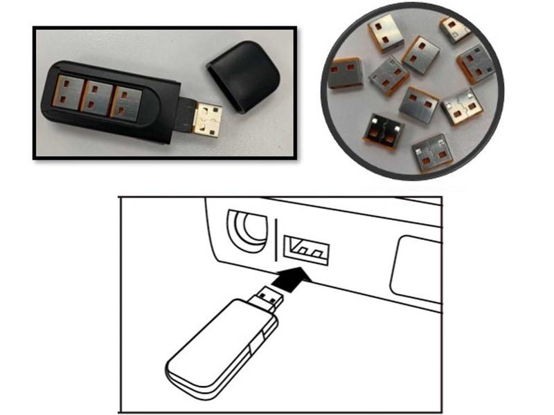 USBポートブロッカー