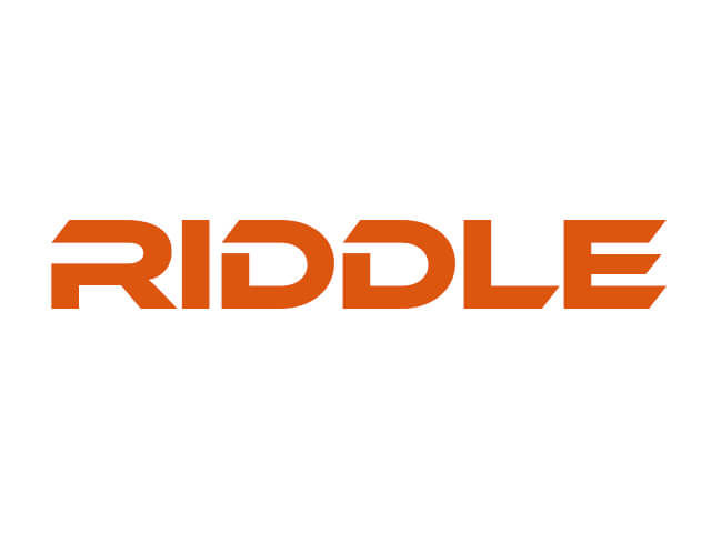 Riddleのロゴ
