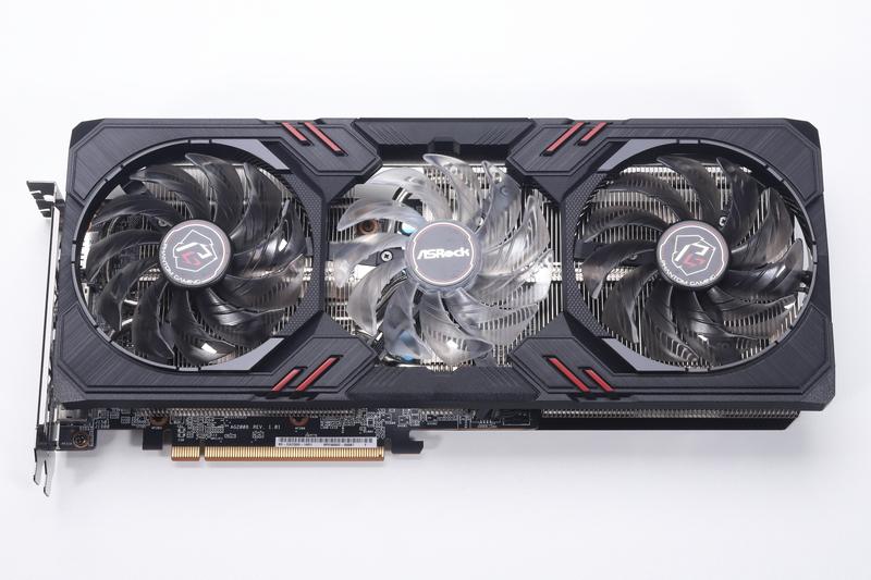 ASRock「AMD Radeon RX 6600 XT Phantom Gaming D 8GB OC」