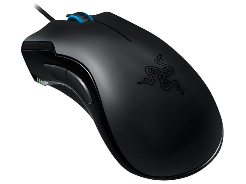 Mamba Wireless Laser Gaming Mouse