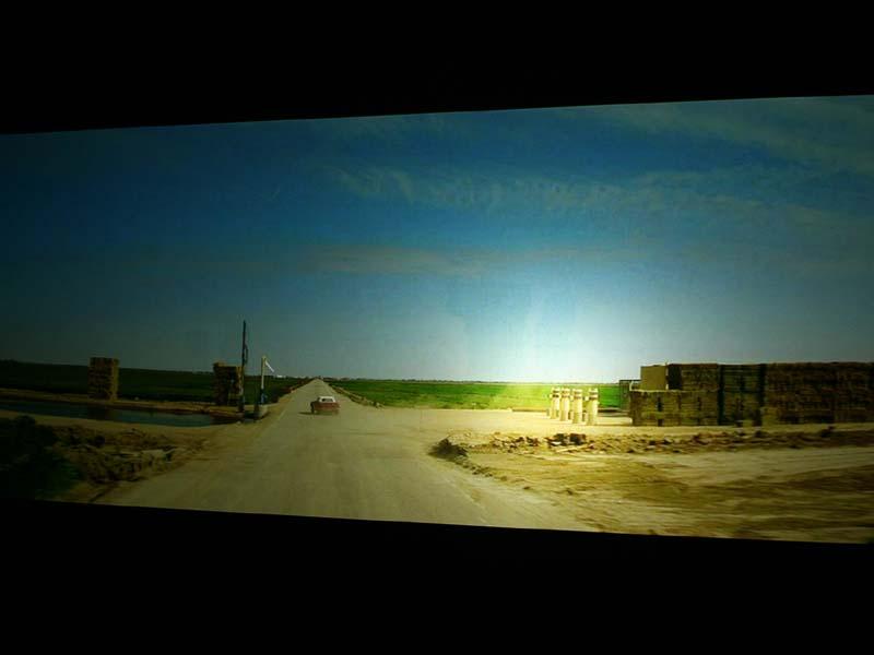 """Tegraでは映画""""スタートレック""""予告編のHD動画を楽々再生できると皮肉たっぷりにアピールした"""