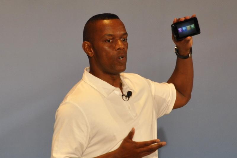 NVIDIAのTegraプラットフォーム対応の携帯ネットワークデバイスを紹介