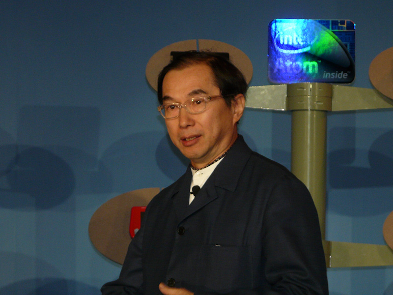 Quanta ComputerのBarry Lam氏