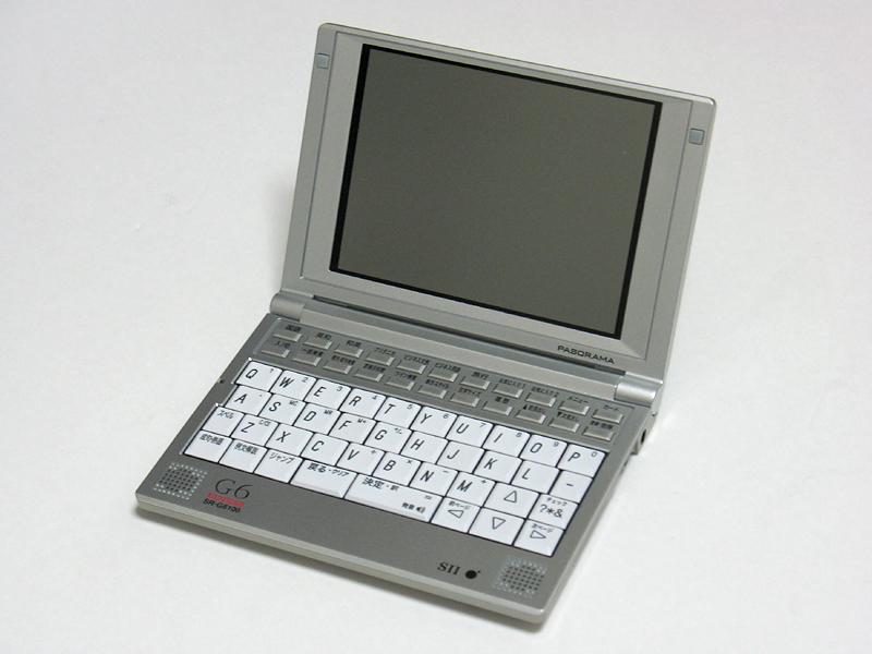 「SR-G6100」本体。これまでPASORAMA搭載モデルは型番の末尾が「1」だったが、その採番ルールが覆された格好