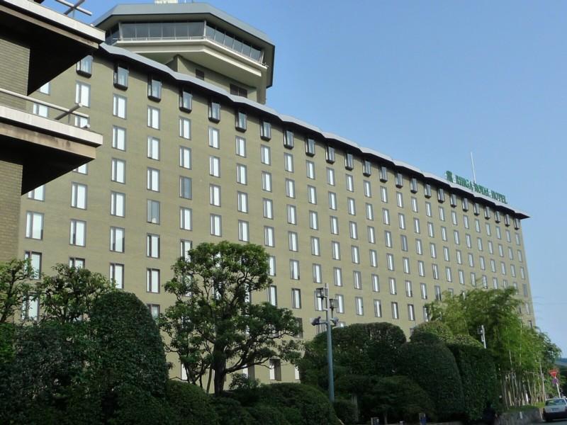VLSI 2009を開催中のリーガロイヤルホテル京都