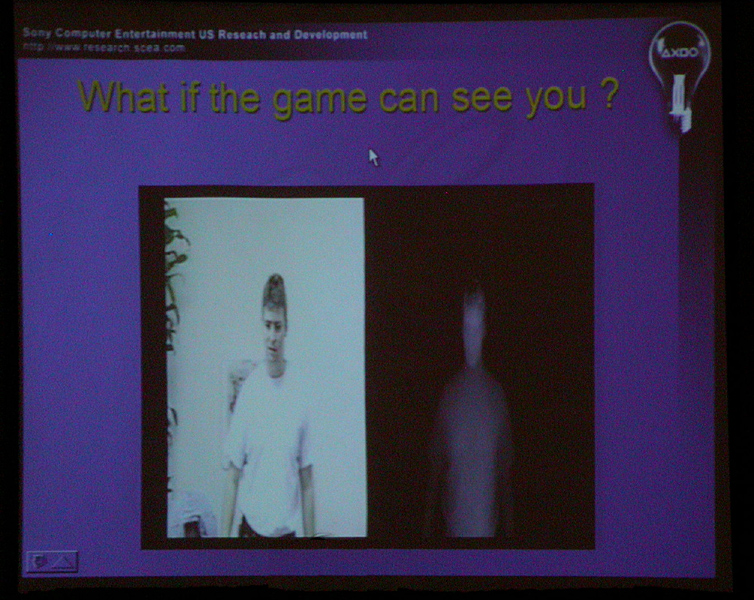 GDC 2004でのデモ映像
