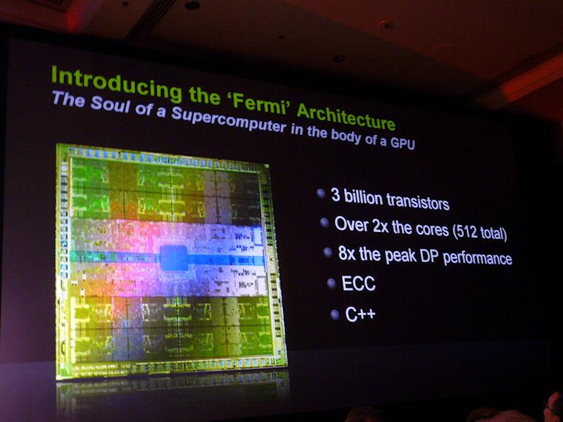 Fermiのダイ写真と特徴